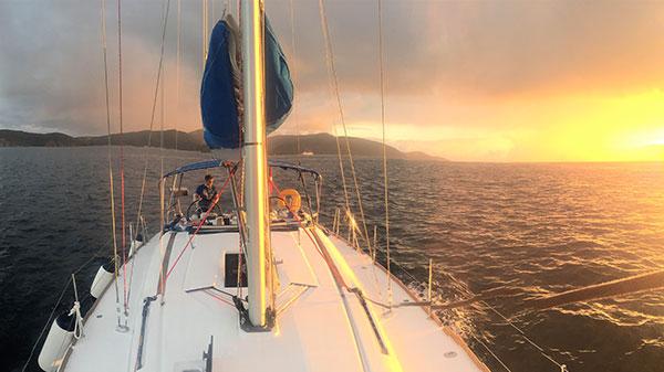 The British Virgin Islands (Caribbean, Windward Islands)